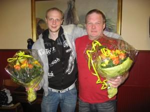 Klubmestre 2010-11, Hold Martin Kolling Jensen - Mikael Pedersen