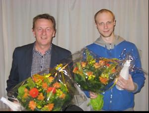 Klubmestre 2011-12, Par og Hold Søren Jørgensen - Martin Kolling Jensen