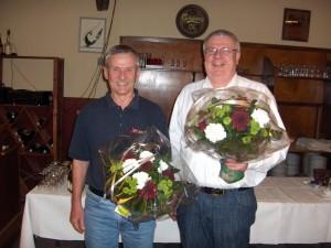 Klubmestre 2012-13: Henning Andersen - Per Frederiksen