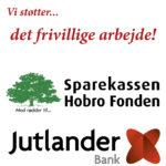 Logo Jutlander Bank + fond