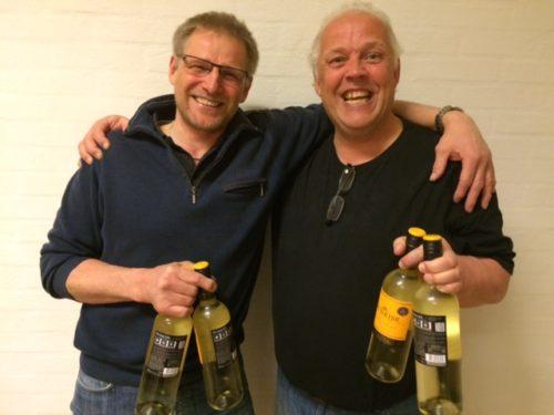 Klubmestre 2015-16 Jan Floor - Chris Pedersen